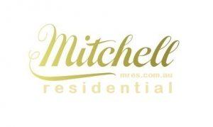 Mitchell & Co Wordmark Gold CMYK